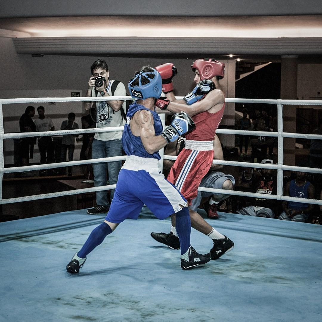 Boxeador taboanense fica entre os oito melhores no Forja de Campeões 2018