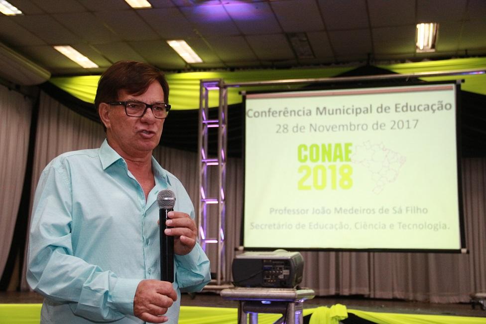 Educação inclusiva foi tema de Conferência Municipal de Educação