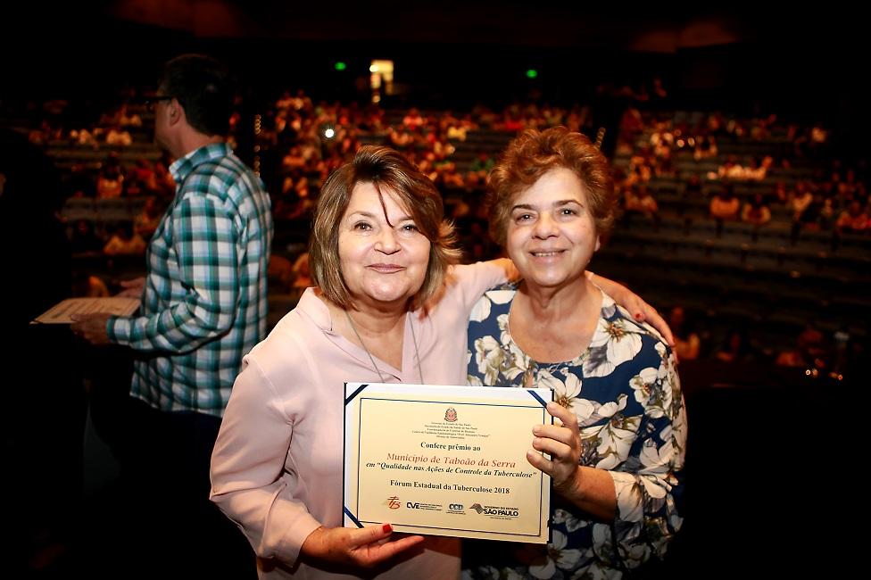 Secretaria de Saúde conquista outro prêmio no combate à tuberculose