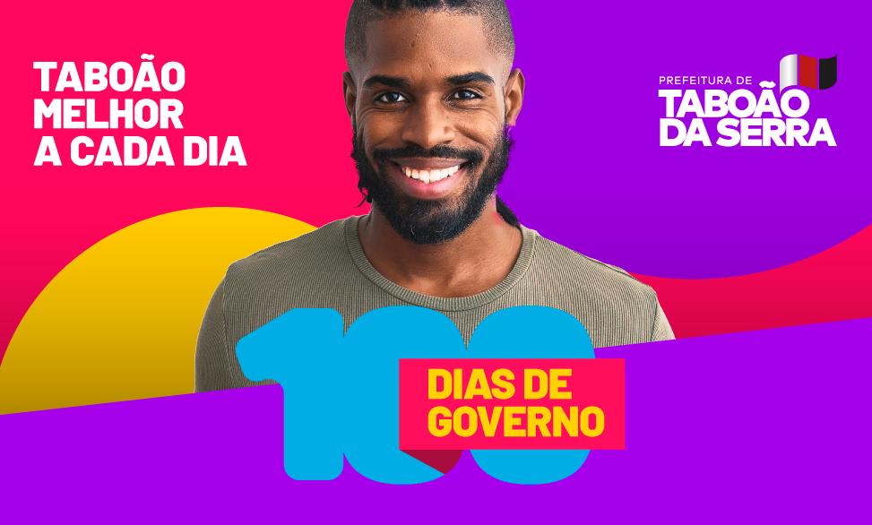 Prefeitura inicia série de vídeos sobre os primeiros 100 dias de governo