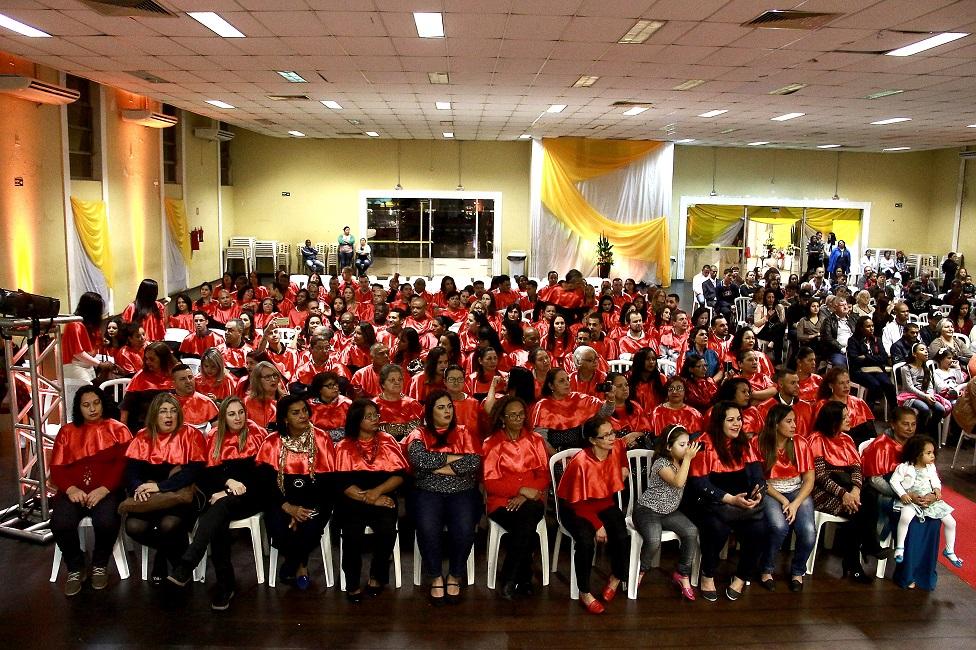Mais de 400 alunos são formados pela Escola Municipal de Gastronomia