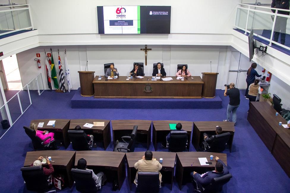 Audiência Pública para alterações no Plano Diretor acontece nesta quarta-feira (19)