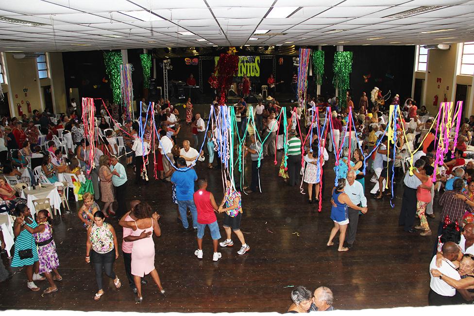 Cultura promove bailes de carnaval nesta quinta, sexta e sábado no Cemur