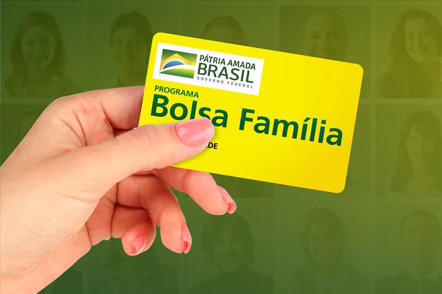 BENEFICIÁRIOS PROGRAMA BOLSA FAMÍLIA - JUNHO 2021