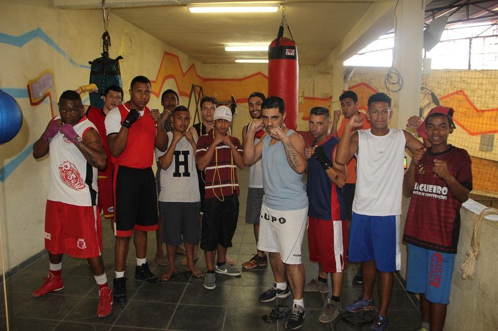 Secretaria de Esportes promove aulas gratuitas de boxe no Centro de Referência da Juventude