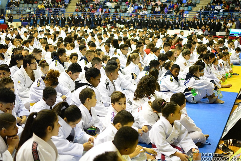 Judoca taboanense foi terceiro colocado no Campeonato Paulista Aspirante