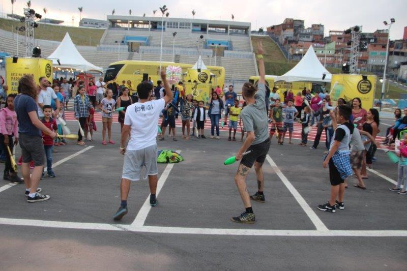 Taboão da Serra recebeu 10ª edição do Circuito SESC de Artes