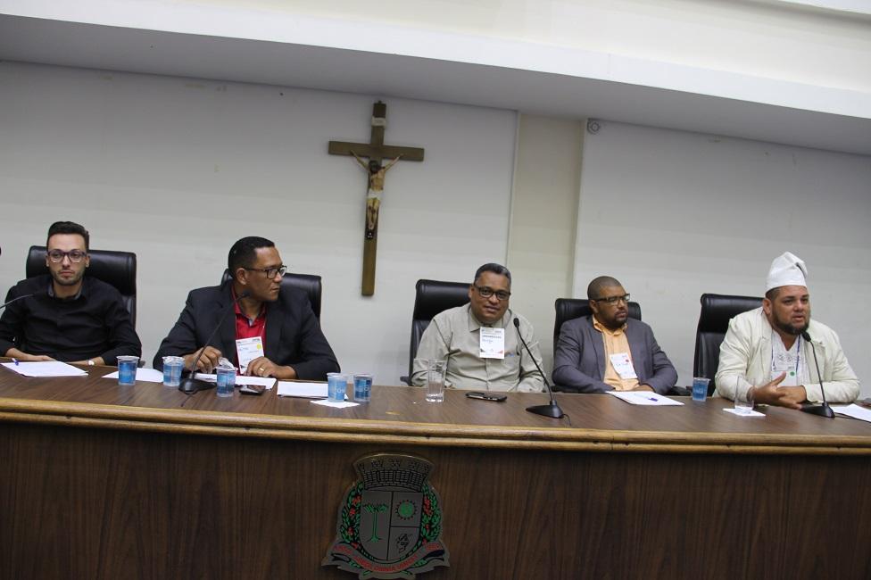 Prefeitura promoveu 1ª Conferência de Igualdade Racial na Câmara