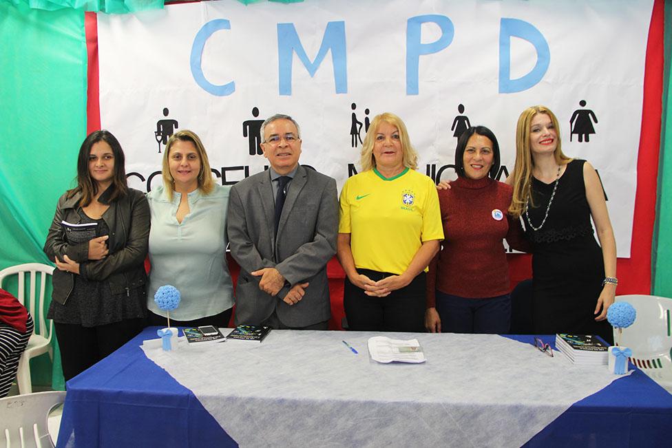 Novos conselheiros da Pessoa com Deficiência tomam posse em Taboão da Serra