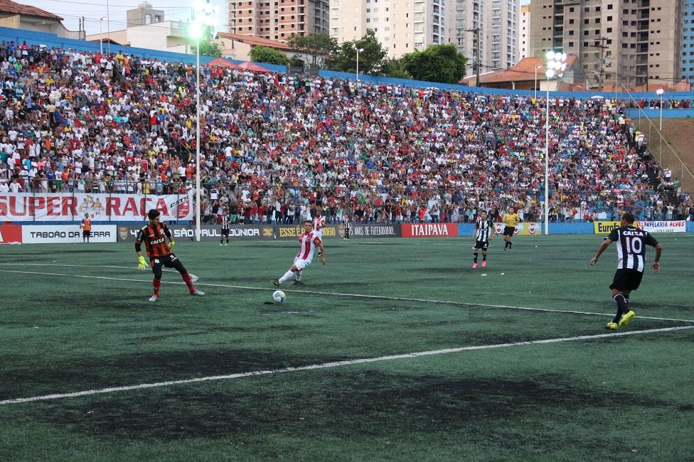 Taboão da Serra será sede da Copa São Paulo de Futebol Júnior 2018
