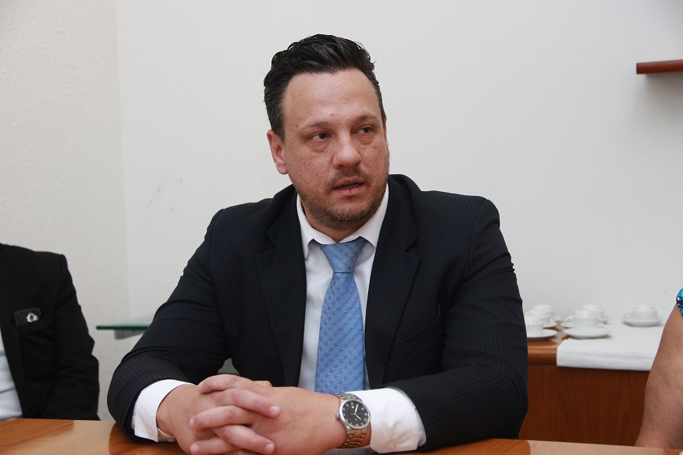 Dr. Robson Neves é o novo secretário de Planejamento e Gestão Estratégica