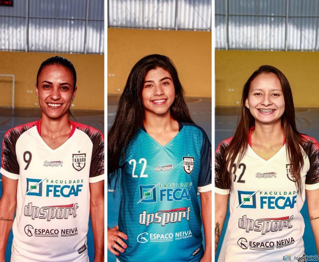 Atletas do Futsal Feminino são convocadas para a Seleção Brasileira