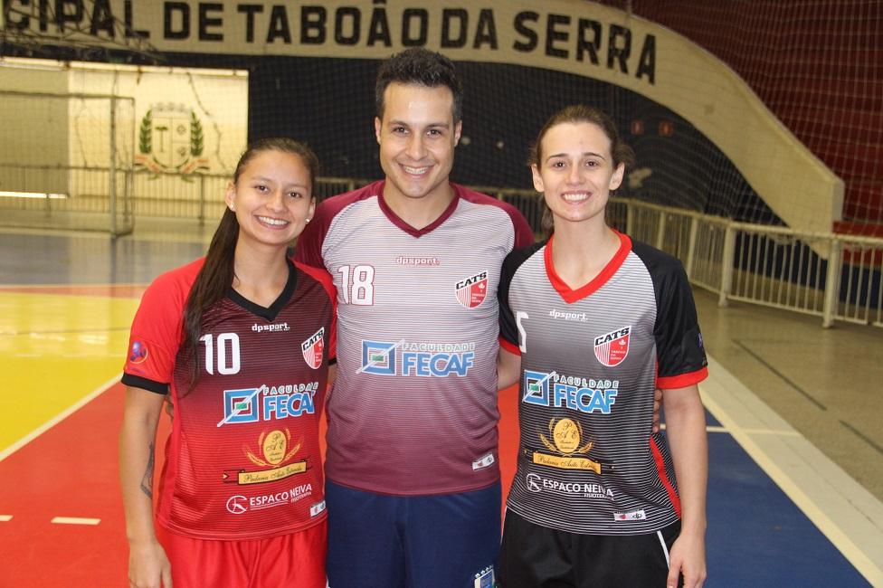 Atletas do futsal são convocados para a disputa da Copa América