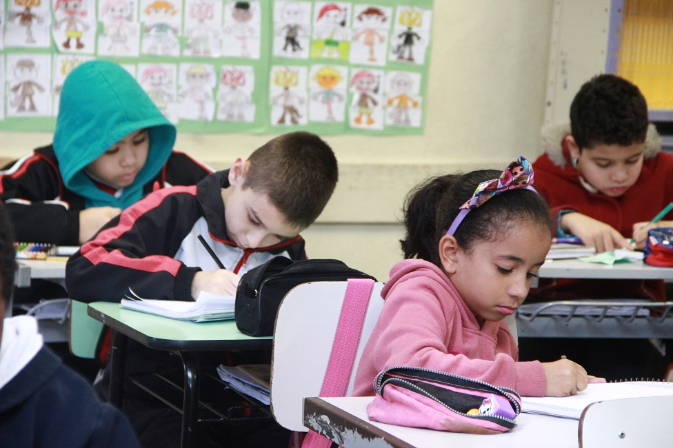 Qualidade no ensino de Taboão sobe e atinge 6.8 pontos no IDEB 2017