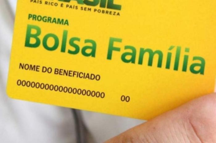 Beneficiários Programa Bolsa Família - MAIO 2019
