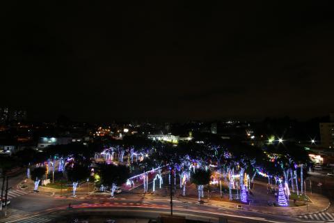 Natal Iluminado começa dia 19 de novembro