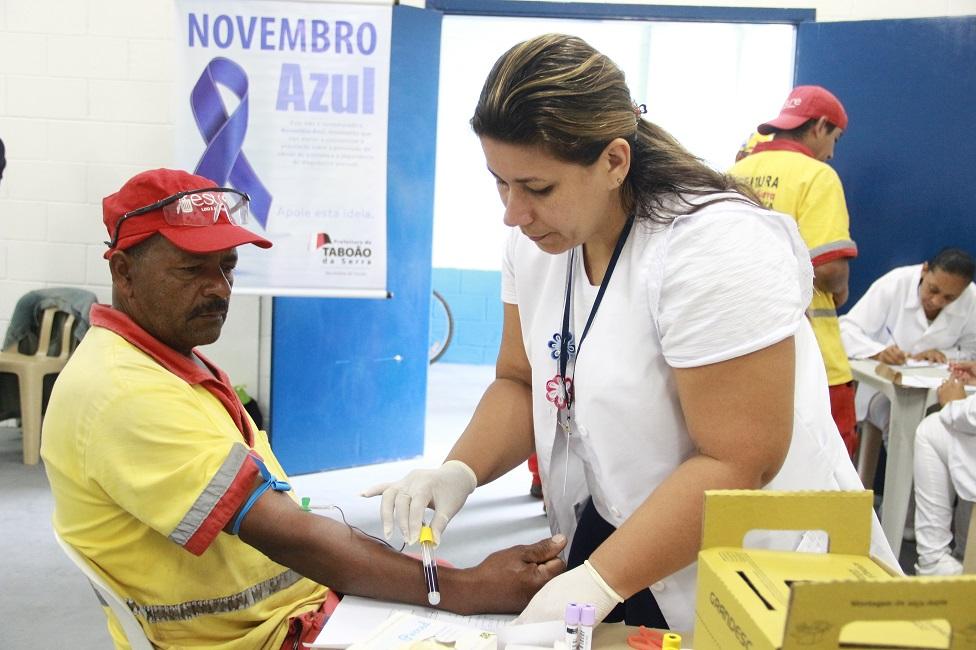 Ações de prevenção ao câncer de próstata marcaram o Novembro Azul