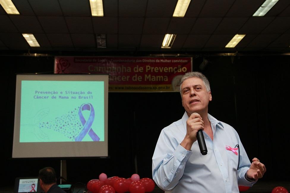 Taboão da Serra inicia atividades do Outubro Rosa