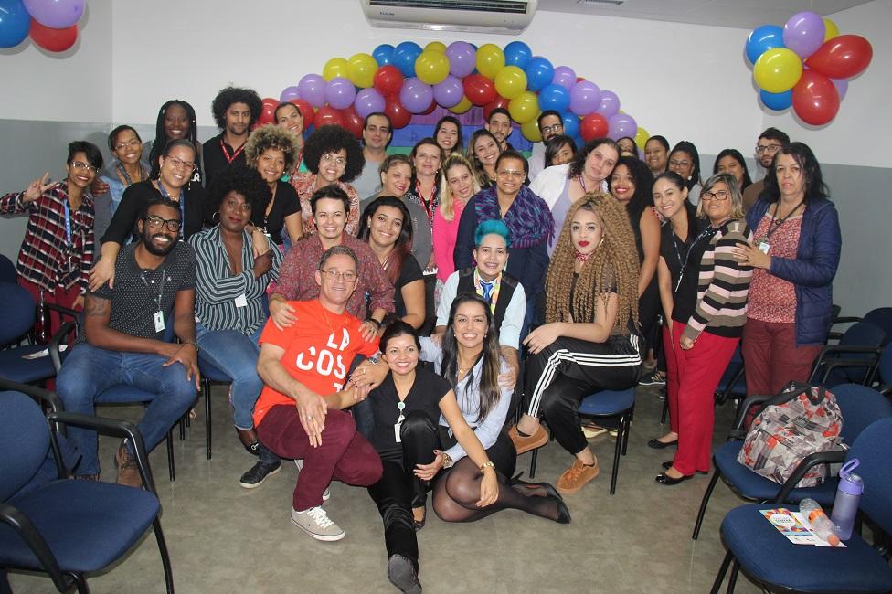 Prefeitura e Sercom promoveram palestra sobre o Dia Internacional de Combate à LGBTfobia