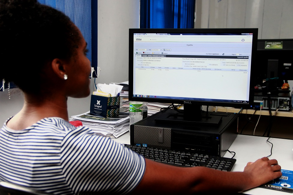 Secretaria de Gestão de Pessoas implanta novo sistema de Ponto Eletrônico