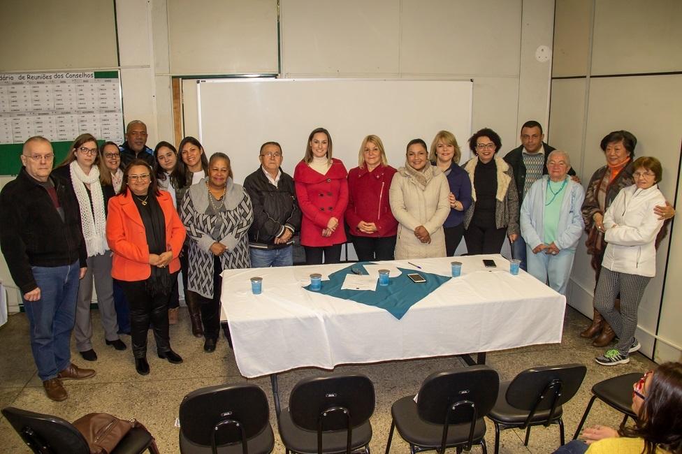 Novos membros do Conselho Municipal do Idoso tomam posse