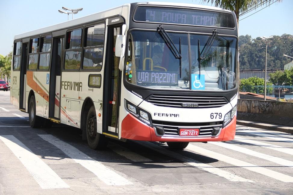 Taboão da Serra não terá aumento na tarifa dos ônibus circulares em 2021