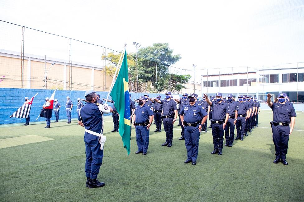 Guarda Civil Municipal de Taboão ganha 42 novos agentes