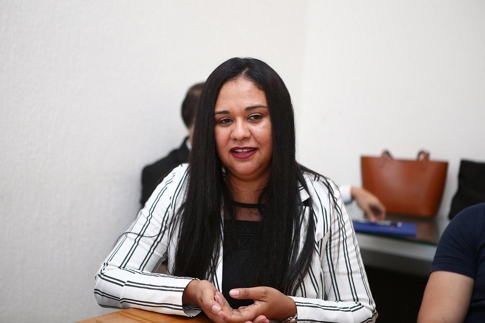 Sandra Pereira é a nova secretária de Desenvolvimento Urbano, Habitação e Meio Ambiente