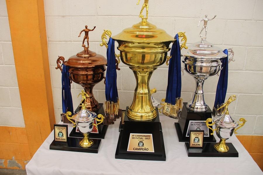 União São Judas é campeão do 4º Campeonato de Futsal da terceira divisão
