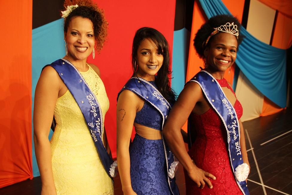 Concurso elegeu Rainha, Princesa e Miss Simpatia da Beleza Negra 2017