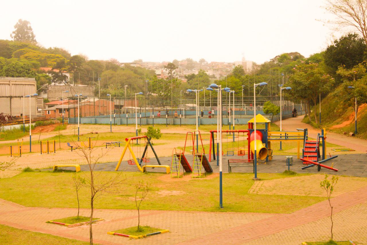 Ação Retomada Esportiva acontece neste sábado, 25, no Parque da Família