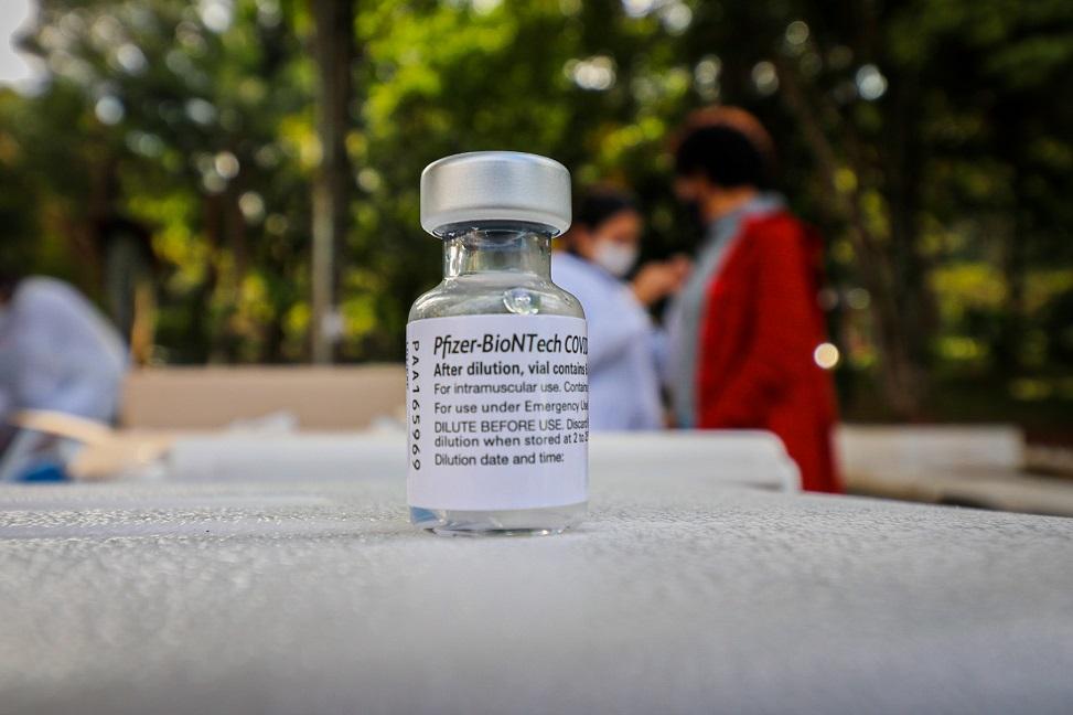 Saúde antecipa de 12 para 8 semanas aplicação da 2ª dose da Pfizer