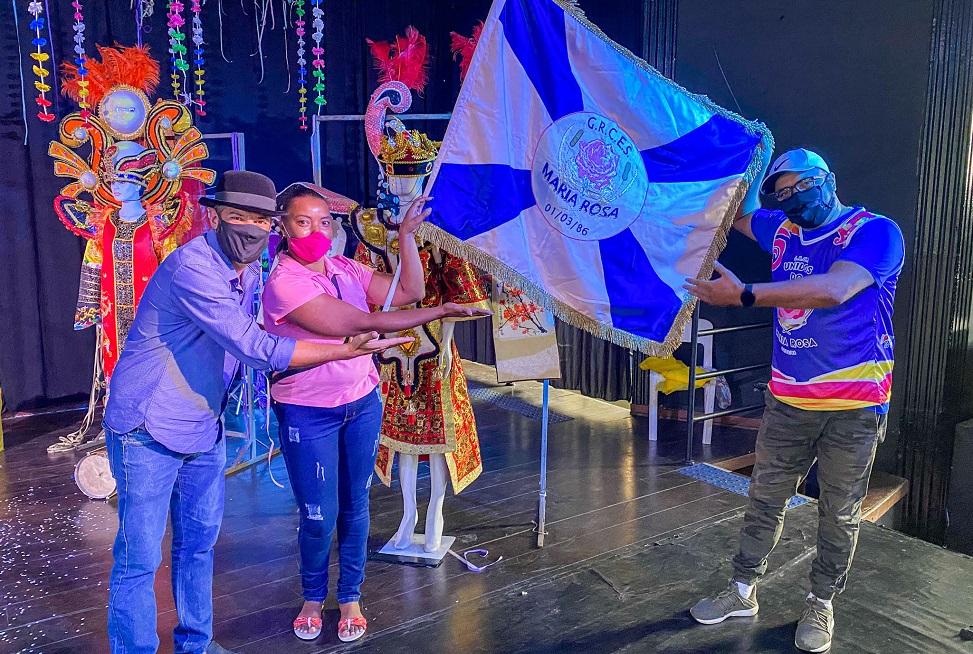 Cultura apresentará histórias das escolas de samba nas redes sociais da Prefeitura
